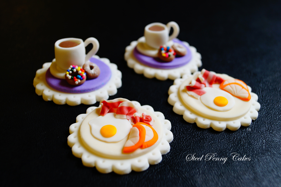 Steel Penny Cakes